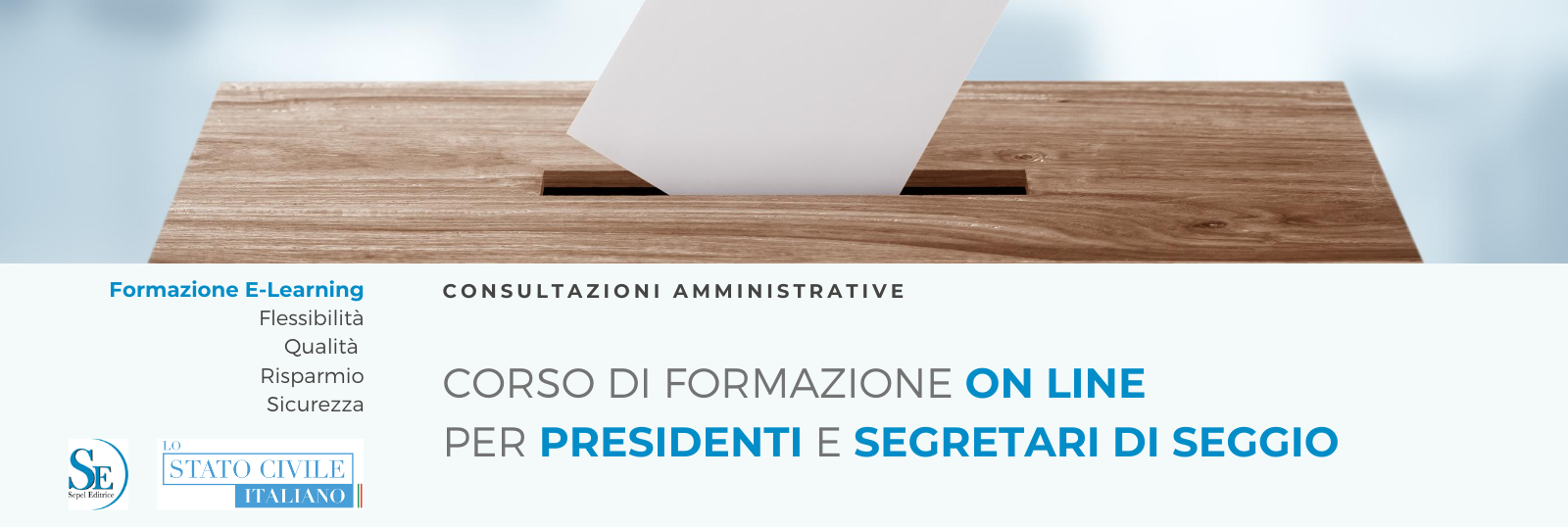 Corso On Line Presidenti e Segretari